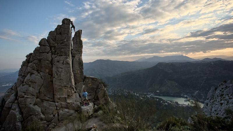 Rock Climbing El Chorro